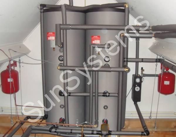 300 liter boilers