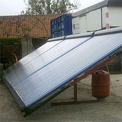 sunsystems zonnecollectoren European Foundation for the Improvement of Living and Working Conditions