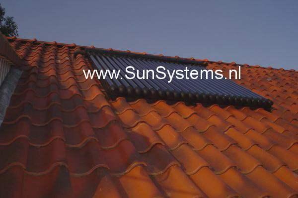 zonneboiler zonnecollectoren
